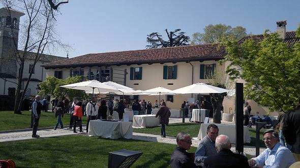 Alpe Adria Wine Festival Villa Nachini