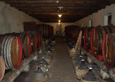 Das Unternehmen Accordini, eines der Weingüter des Consorzio Colli Orientali del Friuli